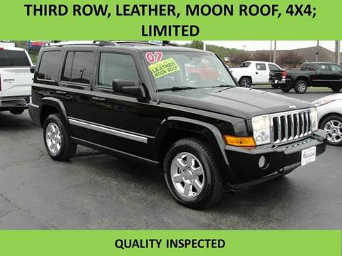 Jeep Commander For Sale La Porte In