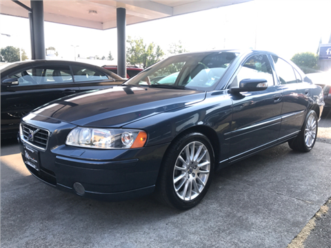 2007 Volvo S60 for sale in Portland, OR