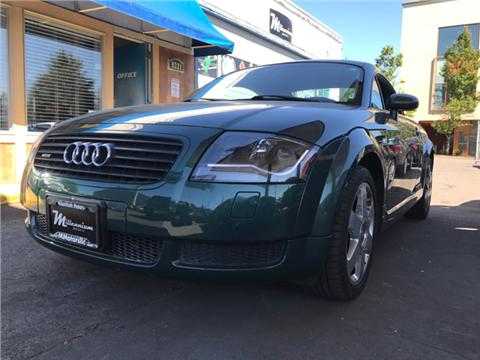 2002 Audi TT for sale in Portland, OR
