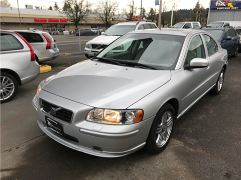 2008 Volvo S60 for sale in Portland, OR