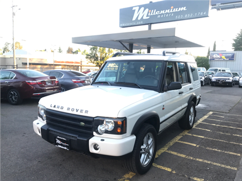 2004 Land Rover Discovery for sale in Portland, OR