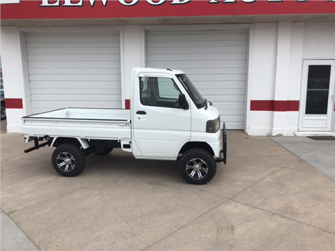 2001 Mitsubishi Minitruck for sale in Elwood, NE