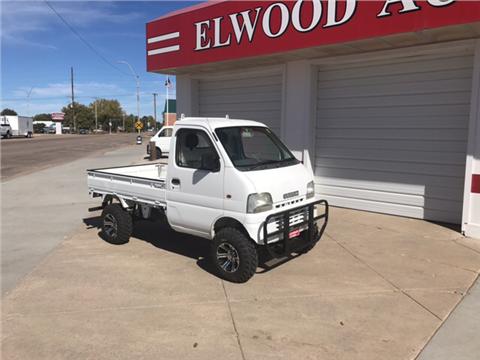 2000 Suzuki Mini Truck for sale in Elwood, NE