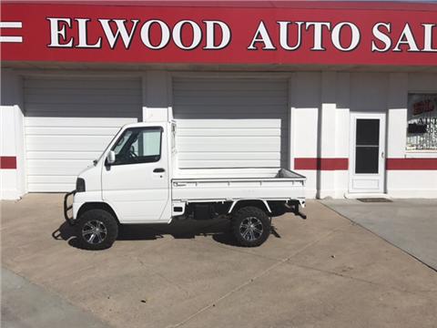 2003 Mitsubishi Mini Truck for sale in Elwood, NE