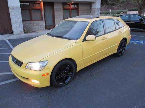 2002 Lexus IS 300 for sale in Upland, CA