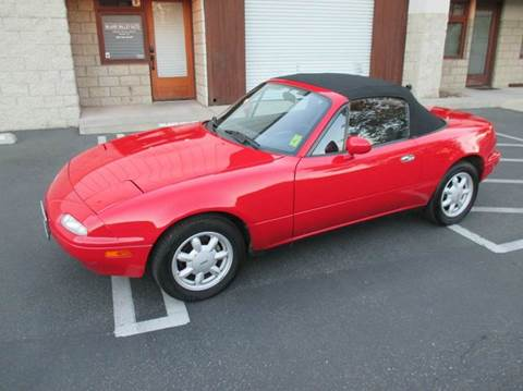 used 1992 mazda mx 5 miata for sale. Black Bedroom Furniture Sets. Home Design Ideas