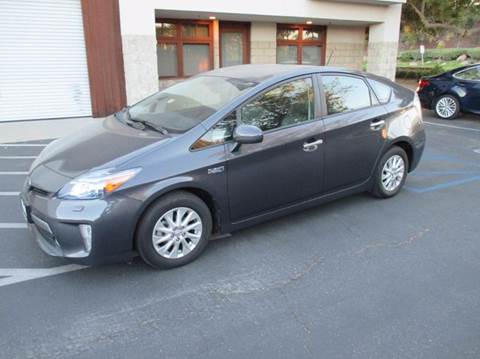 2012 Toyota Prius Plug-in Hybrid for sale in Upland, CA