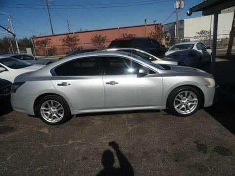 Nissan Maxima For Sale Jackson Ms Carsforsale Com