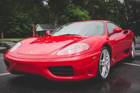1999 Ferrari 360 Modena for sale in Fredericksburg, VA