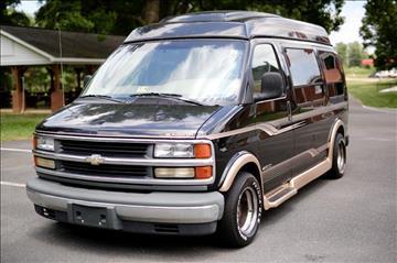 1999 Chevrolet Express Passenger for sale in Fredericksburg, VA