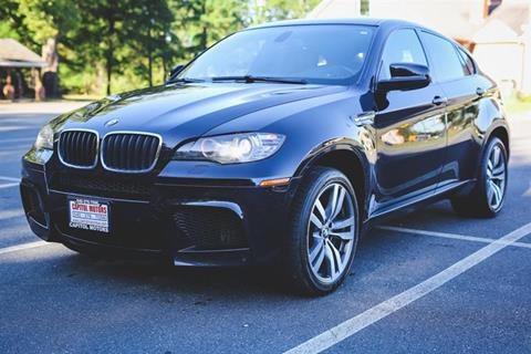 2012 BMW X6 M for sale in Fredericksburg, VA