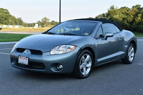 Wonderful 2008 Mitsubishi Eclipse Spyder For Sale In Fredericksburg, VA