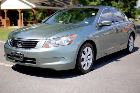2009 Honda Accord for sale in Fredericksburg, VA