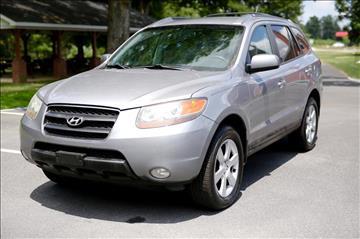 2007 Hyundai Santa Fe for sale in Fredericksburg, VA