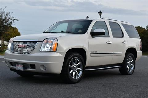 2010 GMC Yukon for sale in Fredericksburg, VA