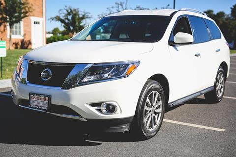 2015 Nissan Pathfinder for sale in Fredericksburg, VA