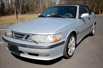 2002 Saab 9-3 for sale in Fredericksburg, VA