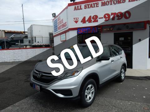 2015 Honda CR-V for sale in Perth Amboy, NJ