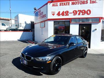 2013 BMW 3 Series for sale in Perth Amboy, NJ