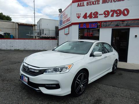 2017 Honda Accord for sale in Perth Amboy, NJ