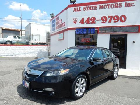 2014 Acura TL for sale in Perth Amboy NJ