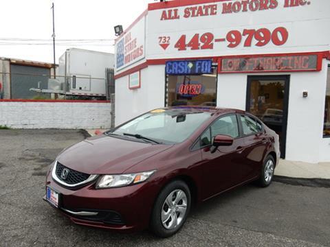 2014 Honda Civic for sale in Perth Amboy, NJ