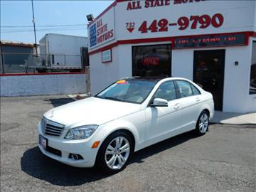 2010 Mercedes-Benz C-Class for sale in Perth Amboy, NJ