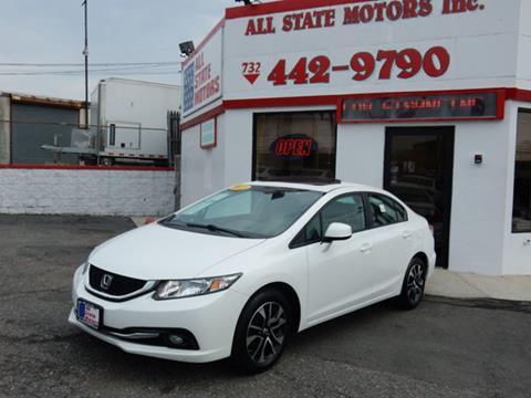 2013 Honda Civic for sale in Perth Amboy NJ
