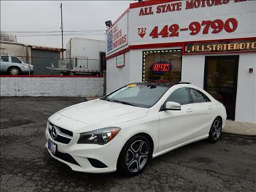 2014 Mercedes-Benz CLA for sale in Perth Amboy, NJ