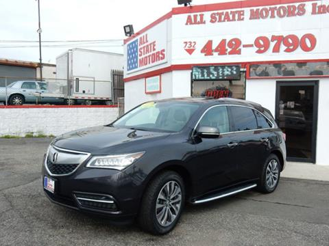 2014 Acura MDX for sale in Perth Amboy NJ