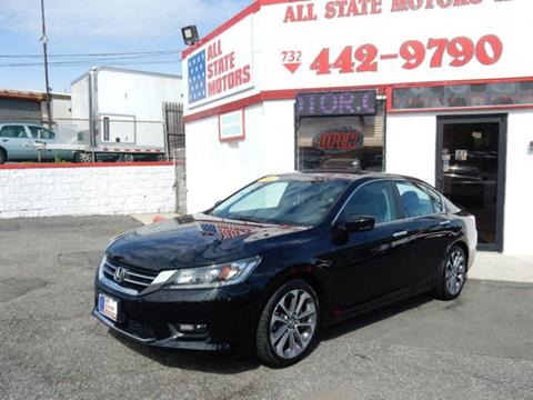 2014 Honda Accord for sale in Perth Amboy NJ