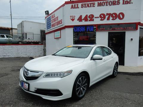 2015 Acura TLX for sale in Perth Amboy, NJ