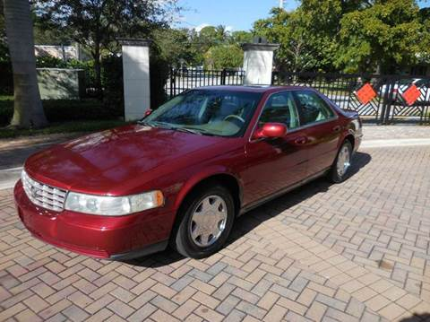 2001 Cadillac Seville for sale in Fort Lauderdale, FL