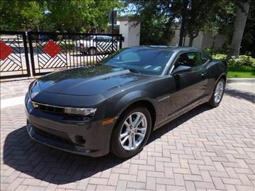 2014 Chevrolet Camaro for sale in Fort Lauderdale, FL