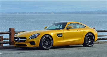 Mercedes Benz Amg Gt For Sale
