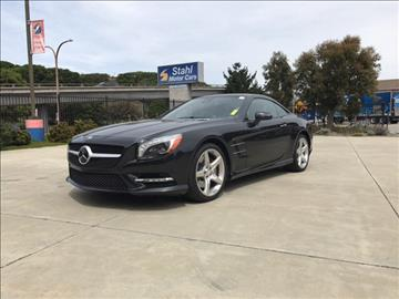 2015 Mercedes Benz Sl Class For Sale