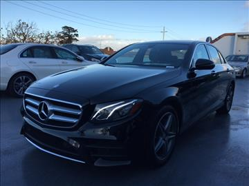 2017 Mercedes-Benz E-Class for sale in Monterey, CA