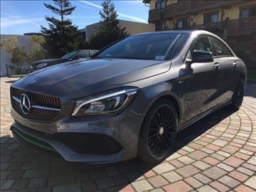 2017 Mercedes-Benz CLA for sale in Monterey, CA