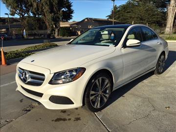 2017 Mercedes-Benz C-Class for sale in Monterey, CA