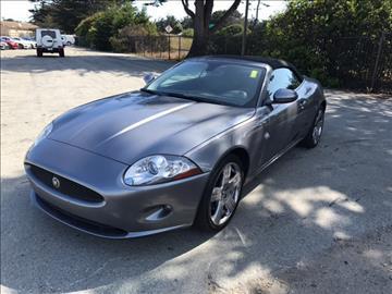 2009 Jaguar XK for sale in Monterey, CA
