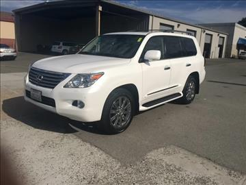 Used 2010 Lexus Lx 570 For Sale