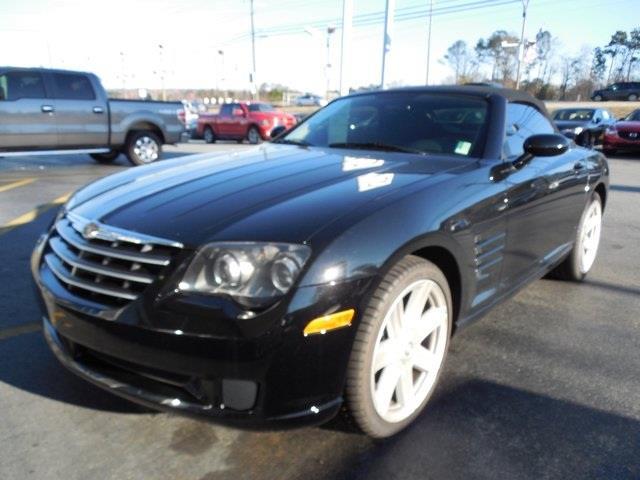 Used 2005 Chrysler Crossfire Base in Macon GA at Five Star ...