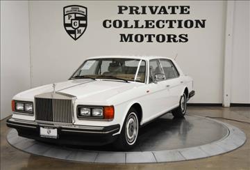 1993 Rolls-Royce Silver Spur