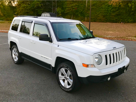2012 Jeep Patriot for sale in Meriden, CT