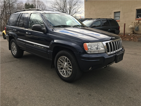 2004 jeep grand cherokee for sale connecticut. Black Bedroom Furniture Sets. Home Design Ideas