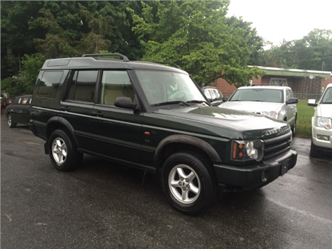 2003 Land Rover Discovery for sale in Meriden, CT