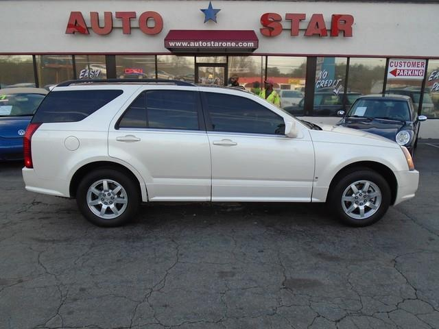 2007 Cadillac SRX for sale in MARIETTA GA