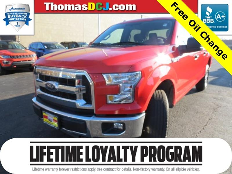 2017 Ford F-150 for sale in Highland, IN
