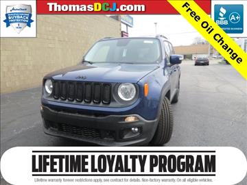 2017 Jeep Renegade for sale in Highland, IN