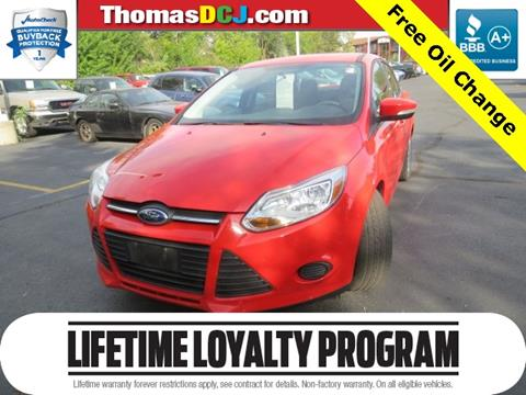 2013 Ford Focus for sale in Highland, IN
